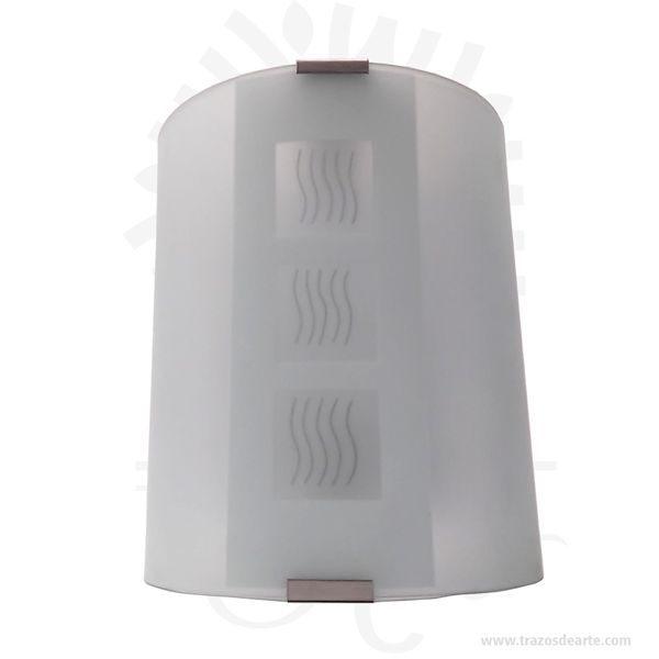 Hermosa lámpara de pared 1 luz es un elemento decorativo perfecto para hogar o la empresa. Este es un maravilloso regalo empresarial o para amigos y familiares. Laslámparasson dispositivos que transforman una energía eléctrica o química en energía lumínica. Desde un punto de vista más técnico, se distingue entre dos objetos: lalámparaes el dispositivo que produce la luz, mientras que laluminariaes el aparato que le sirve de soporte. Según esta última definición, la luminaria es responsable del control y la distribución de la luz emitida por la lámpara. Es importante, pues, que en el diseño de su sistema óptico se cuide la forma y distribución de la luz, el rendimiento del conjunto lámpara-luminaria y el deslumbramiento que pueda provocar en los usuarios. Otros requisitos que deben cumplir las luminarias es que sean de fácil instalación y mantenimiento. Para ello, los materiales empleados en su construcción han de ser los adecuados para resistir el ambiente en que deba trabajar la luminaria y mantener la temperatura de la lámpara dentro de los límites de funcionamiento.  Lámpara de Pared 1 Luz Material: Metal y vidrio. Pantalla de vidrio blanco Tamaño: 21,3 cm de alto, ancho de 17,8 cm. Socket: 60W max. (Bombillo no incluido) Color: Descripción en foto. Vendido y enviado por: Trazos de Arte. Envió rápido y seguro. Personalización Realice un pedido personalizado, podemos agregar lo que desee, como nombre, fecha, frase, logotipo, imagen o empaque regalo. Ofrecemos: Grabado por láser, grabado CNC Router, sublimado o papel adhesivo, el precio varía según el tipo de personalización que desee, encontrara más información enServiciosen nuestro menú secundario. Si desea cotizar o tiene preguntas presione el botónCotizar personalizacióncon gusto las responderemos.