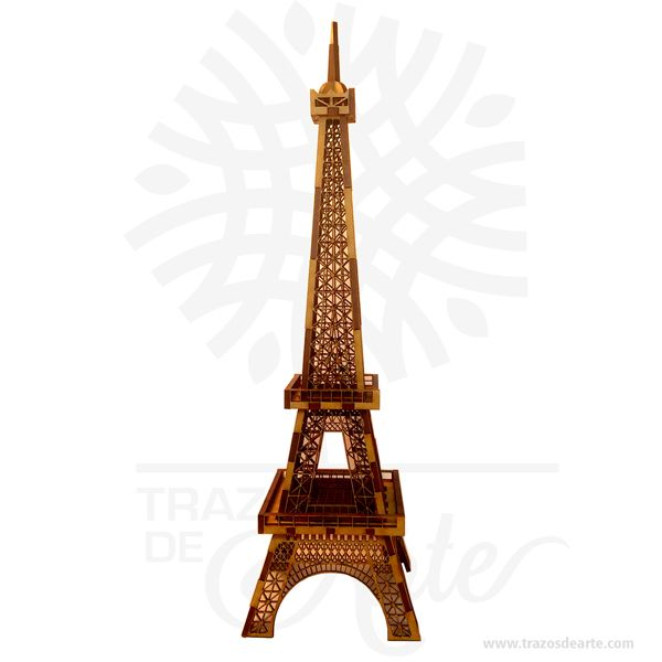 Torre Eiffel estatuilla – Precio COP - Trazos de Arte