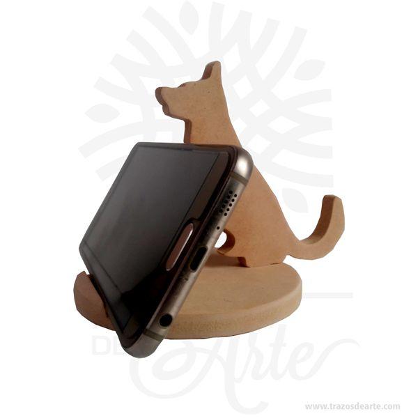 Soporte para tel fono o tableta m vil precio cop trazos de arte - Oficina virtual de caja espana ...