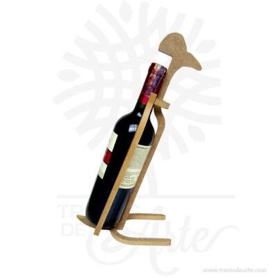 Soporte para vino Pingüino crudo proyecto en madera MDF de 9 mm para personalizar es una excelente alternativa es un elemento decorativo perfecto para hogar o la oficina. Es un hermoso y práctico vinero, ideal para decorar ambientes elegantes. Es un hermoso y práctico vinero. LaNavidad(enlatín:nativitas,'nacimiento'), también llamada coloquialmente «pascua», es una de las festividades más importantes delcristianismo, junto con laPascua de resurrecciónyPentecostés. Esta solemnidad, que conmemora el nacimiento deJesucristoenBelén, Por otra parte elvino(dellatínvinum) es unabebidaobtenida de lauva(especieVitis vinifera) mediante lafermentación alcohólicade sumostoo zumo. La fermentación se produce por la acción metabólica delevaduras, que transforman losazúcaresdel fruto enetanoly el gas en forma dedióxido de carbono. El azúcar y los ácidos que posee la fruta,Vitis vinífera,son suficientes para el desarrollo de la fermentación. No obstante, el vino es una suma de factores ambientales:clima,latitud, altitud, horas de luz y temperatura, entre varios otros. Aproximadamente un 66% de la recolección mundial de uva, se dedica a la producción vinícola; el resto es para su consumo comofruta. A pesar de ello el cultivo de la vid cubre tan solo un 0,5% del suelo cultivable en el mundo. El cultivo de la vid se ha asociado a lugares con unclima mediterráneo, no en vano, la mitad de la producción mundial de vino la concentran tan solo 3 países mediterráneos:Francia,ItaliayEspaña. Soporte para vino Pingüino crudo proyecto Tamaño 37 x 19 x 13 cm Material: Madera MDF de alta calidad. Color: Descripción en foto. No incluye vino. Vendido y enviado por: Trazos de Arte. Envío rápido y seguro. Fecha estimada de entrega: De 3 a 4 días (en Bogotá, Medellín, Cali), al resto del país de 7 a 14 días. Personalización Realice un pedido personalizado, podemos agregar lo que desee, como nombre, fecha, frase, logotipo, imagen o empaque regalo. Ofrecemos: Grabado por láser, grabado CNC Router, sublim