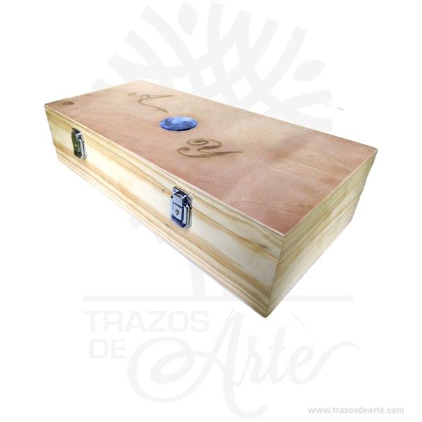 Cajas de madera para personalizar y regalar