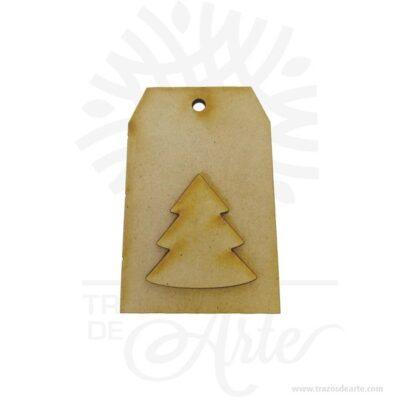 Aplique Árbol de Navidad pack 12 unidades, figuras en mdf son recordatorios muy especiales ideal para adornos navideños, bautizos, fiestas infantiles, cumpleaños y todo tipo de eventos.Personalizada con tu nombre, tus iniciales o algún diseño especial.Este es un maravilloso regalo, suvenir; empresarial o para amigos y familiares.Hermosos recuerdonavideños, o para la decoración del árbol, son en madera MDF de excelente calidad, empacados en paquetes de 12 unidades, todos se pueden grabar por la parte posterior.Losrecordatoriosson una pequeñas estampas que se entregan como obsequio a los asistentes a determinadas celebraciones sociales.Estos detalles que se distribuyen con motivo de acontecimientos señalados como festividades,comunionesofunerales.Son detalles especialmente característicos de la primera comunión.En ellos, se recoge el nombre del niño, la fecha y hora de la celebración y el lugar en donde tuvo lugar.Se decoran con la estampa de un angelito o una imagen semejante así como otros motivos ornamentales.Se entregan a los asistentes que los guardan como recuerdo de la jornada.En la actualidad se utilizan diariamente comomerchandisingpublicitario por parte de marcas o accesorio por jóvenes, y se encuentran en distintos estilos, formas y decoración.Tenga en cuenta que la madera es un material único, por lo que cuándo lo reciba será similar, no exactamente al de la foto.Aplique Árbol de Navidad pack 12 unidadesMaterial: MDF de 3 mm de alta calidadColor: Descripción en fotoTamaño 12 x 5 cmVendido y enviado por: Trazos de Arte.Envió rápido y seguro.PersonalizaciónRealice un pedido personalizado, podemos agregar lo que desee, como nombre, fecha, frase, logotipo, imagen o empaque regalo.Ofrecemos:Grabado por láser, grabado CNC Router, sublimado o papel adhesivo, el precio varía según el tipo de personalización que desee, encontrara más información enServiciosen nuestro menú secundario.Si desea cotizar o tiene preguntas presione el botónCotizar personalizacióncon gust