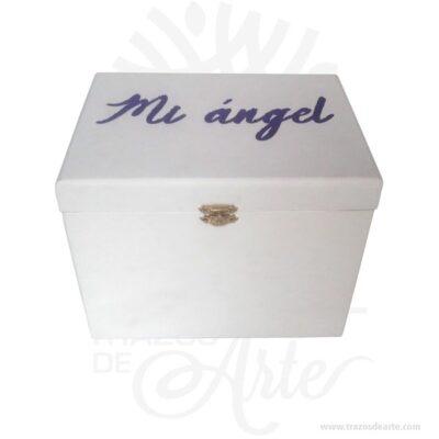Caja organizador de 24 x 16 x 20 cm en MDF para personalizar, con dos cajones organizadores con 8 espacios cada uno.También es perfecto como exhibidor, dulcero o joyero. Es un hermoso detalle que puedes personalizar por completo para un regalo completamente único.Este es un maravilloso regalo, suvenir; empresarial o para amigos y familiares.Esta caja es realmente original mantendrá sus recuerdos por muchos años.No ocupa mucho espacio y será una decoración de su hogar.La caja de madera perfeccionará el regalo para la boda, el aniversario, el día de San Valentín u otros eventos.La puede encontrar también como caja en MDF, caja decorativa , caja decorativa en madera MDF, cajas de madera para regalo o caja en madera con tapa.Elembalaje de maderase utiliza para para determinados productos tradicionales de gama alta (puros, bebidas alcohólicas, etc.).Los embalajes de madera siguen gozando de una buena imageny con connotaciones de alta calidad.Se puede imprimir,, incorporando la marca y el logotipo del productor, así como otros mensajes prácticos.La caja de madera ha conseguido introducirse en determinados nichos de mercado muy localizados en cuanto a tamaño y producto en los que ha obtenido una gran fidelidad por parte de los compradores.Tenga en cuenta que la madera es un material único, por lo que cuándo lo reciba será similar, no exactamente al de la foto.Caja organizador en MDF 24 x 16 x 20 cm en MDF para personalizarMaterial: MDFColor: Descripción en fotoTamaño: 24 x 16 x 20 cmCierre DoradoFecha estimada de entrega: De 5 a 7 días hábiles (en Bogotá, Medellín, Cali), al resto del país de 7 a 14 días.Recuerda que el tiempo de entrega comienza a partir del momento en que tu pago sea confirmado.Todos los productos son entregados al domicilio que informaste al realizar la compra.Vendido y enviado por: Trazos de Arte.Envió rápido y seguro.Fecha estimada de entrega: De 5 a 7 días (en Bogotá, Medellín, Cali), al resto del país de 7 a 14 días.PersonalizaciónRealice un pedido 
