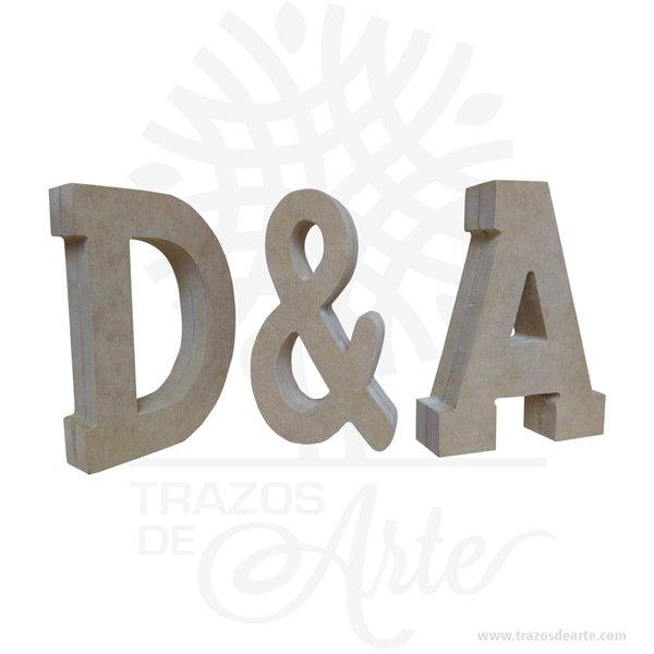Letras 3D en MDF de 30 mm de espesor de 20 cm x 14 cm x 3 cm en crudo, el valor es por letra, para la fabricación de un nombre o palabra debes pagar el número de letras que lo componen. Fabricamos letras y nombresperfectos para decorar bodas, cumpleaños, fiestas o simplemente añadiendo ese toque especial en tus proyectos. Si deseas otro tamaño o espesor con gusto te lo cotizamos Acabado liso ideal para pintar a tu gusto. También los encuentras como nombres infantiles,nombres en mdf o carteles y letreros en mdf. Si desea lo puede dejar en crudo para un look natural. Déjenos por favor saber el nombre o palabra que desee en el cuadro de'Notas del pedido'en Finalizar Compra. Este es un maravilloso regalo, suvenir; empresarial o para amigos y familiares. Estas letras están disponibles en varios tamaños: 5 cm, 8 cm, 10 cm, 15 cm, 20 cm, 25 cm y 30 cm, que le da una multitud de usos: la personalización de puertas, paredes, mesas, repisas o escritorios. Tenga en cuenta que la madera es un material único, por lo que cuándo lo reciba será similar, no exactamente al de la foto. Letras 3D en MDF de 30 mm de espesor de 20 cm x 14 cm x 3 cm Material: MDF de alta calidad. Color: Descripción en foto Tamaño: 20 cm x 14 cm x 3 cm Fecha estimada de entrega: De 3 a 4 días hábiles (en Bogotá, Medellín, Cali), al resto del país de 7 a 14 días. Recuerda que el tiempo de entrega comienza a partir del momento en que tu pago sea confirmado. Todos los productos son entregados al domicilio que informaste al realizar la compra. Vendido y enviado por: Trazos de Arte. Envió rápido y seguro. Personalización Realice un pedido personalizado, podemos agregar lo que desee, como nombre, fecha, frase, logotipo, imagen o empaque regalo. Ofrecemos: Grabado por láser, grabado CNC Router, sublimado o papel adhesivo, el precio varía según el tipo de personalización que desee, encontrara más información enServiciosen nuestro menú secundario. Si desea cotizar o tiene preguntas presione el botónCotizar personal