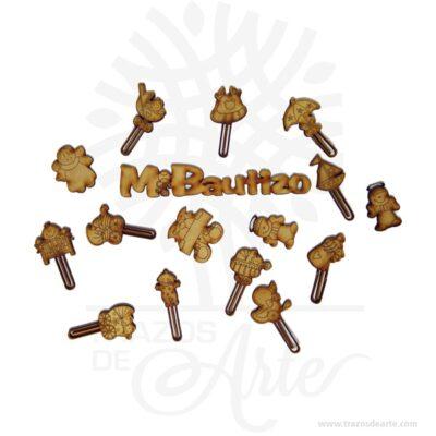Clips prendedores Baby Shower Pack X 12 unidades, los clips con figuras en mdf son recordatorios muy especiales ideal para adornos en bodas, cumpleaños, aniversarios, y todo tipo de eventos. Personalizada con tu nombre, tus iniciales o algún diseño especial. Este es un maravilloso regalo, suvenir; empresarial o para amigos y familiares. Hermosos recuerdo de comunión, bautizo, baby shower, nacimiento, son en madera MDF de excelente calidad, empacados en paquetes de 12 unidades, todos se pueden grabar por la parte posterior. Unprendedores uncomplementoy accesorio decorativo que forma parte de la indumentaria de una persona. Es creado con un trozo demetalo madera—aunque pueden usarse otros materiales— de reducido tamaño normalmente, con un diseño que puede ser temporalmente sujeto a la superficie de una prenda con un enganche o alfiler de seguridad, o un pin formado a partir de alambre, unimperdibleu otro mecanismo. El primer diseño de una chapita fue en elsigloxii, aunque posteriormente se patentó en losEstados Unidosen 1896. Utilizado comúnmente por las mujeres en ocasiones especiales o fiestas como complemento de moda, donde lo principal es la elegancia. En la actualidad se utilizan diariamente comomerchandisingpublicitario por parte de marcas o accesorio por jóvenes, y se encuentran en distintos estilos, formas y decoración. Tenga en cuenta que la madera es un material único, por lo que cuándo lo reciba será similar, no exactamente al de la foto. Clips prendedores Baby Shower Pack X 12 unidades Material: MDF de 3 mm de alta calidad Color: Descripción en foto Tamaño 8 x 4.5 cm Fecha estimada de entrega: De 2 a 3 días hábiles (en Bogotá, Medellín, Cali), al resto del país de 7 a 14 días. Recuerda que el tiempo de entrega comienza a partir del momento en que tu pago sea confirmado. Todos los productos son entregados al domicilio que informaste al realizar la compra. Vendido y enviado por: Trazos de Arte. Envió rápido y seguro. Personalización Realiza un pedido persona