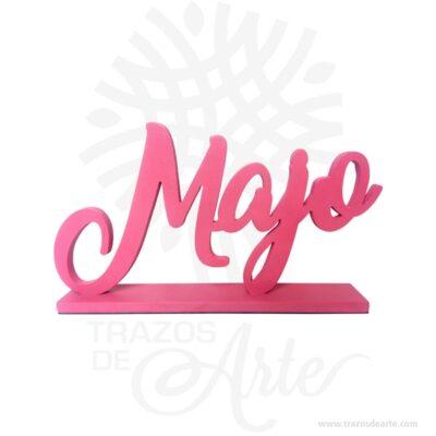 Letras para nombres y palabras en MDF para escritorio, perfectas para regalar y decorar. Es un excelente producto para los amantes de las manualidades. Están fabricadas en MDF de 9 mm de espesor de 10 x 7 cm, el valor es por letra, para la fabricación de un nombre o palabra debes pagar el número de letras que lo componen. Es un maravilloso regalo ideal para novios, familiares y amigos. Letras son geniales para decorar el hogar o matrimonios o reuniones, es un buen regalo para recién casados. Letras están hechas en MDF.El artículo se entrega pintadas, desarrolla la destreza manual. También los puedes encontrar como Letras decoración, palabras decoradas, frases para matrimonio entre otras. Fabricamos letras, nombres y palabras ideales para decorar bodas, cumpleaños, fiestas o simplemente añadiendo ese toque especial en tus proyectos. Si deseas otro tamaño o espesor con gusto te lo cotizamos Acabado liso ideal para pintar a tu gusto. También los encuentras como nombres infantiles,nombres en mdf o carteles y letreros en mdf. Si desea lo puede dejar en crudo para un look natural. Déjenos por favor saber el nombre o palabra que desee en el cuadro de'Notas del pedido'en Finalizar Compra. Este es un maravilloso regalo, suvenir; empresarial o para amigos y familiares. Estas letras están disponibles en varios tamaños: 5 cm, 8 cm, 10 cm, 15 cm, 20 cm, 25 cm y 30 cm, que le da una multitud de usos: la personalización de puertas, paredes, mesas, repisas o escritorios. Tenga en cuenta que la madera es un material único, por lo que cuándo lo reciba será similar, no exactamente al de la foto. Letras para nombres y palabras en MDF para escritorio Material: Madera MDF de 9 mm de espesor Color: A elección. Tamaño letra: 10 x 7 cm Fecha estimada de entrega: De 5 a 6 días hábiles (en Bogotá, Medellín, Cali), al resto del país de 7 a 14 días. Recuerda que el tiempo de entrega comienza a partir del momento en que tu pago sea confirmado. Todos los productos son entregados al domicilio que 